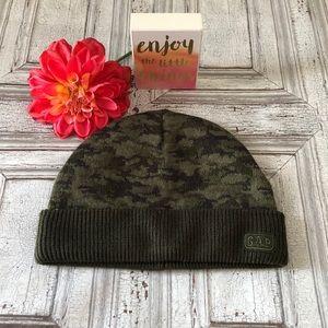 GAP Camouflage Cuffed Beanie (NEW W/O Tag)